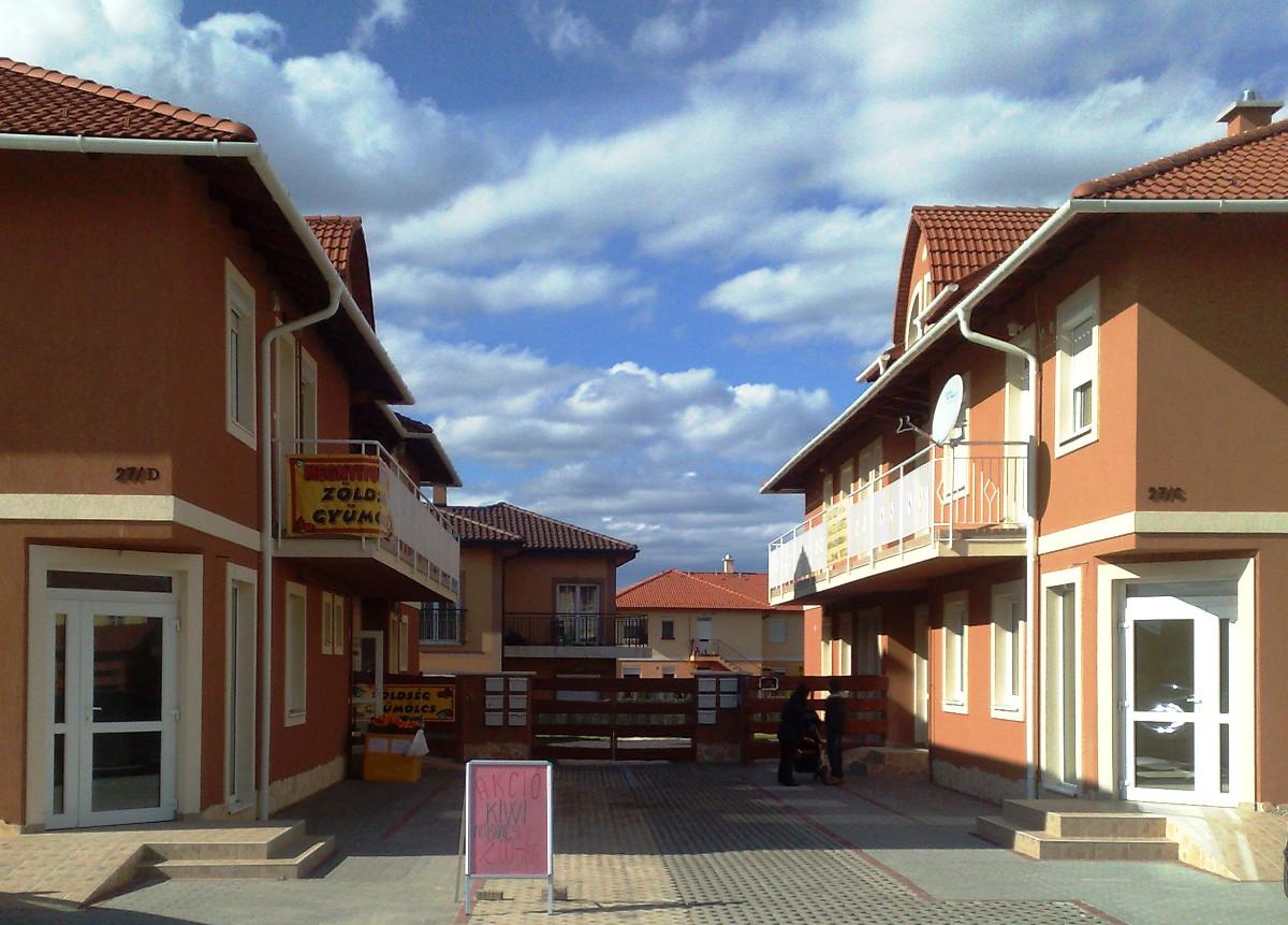 Családi ház, társasház építés
